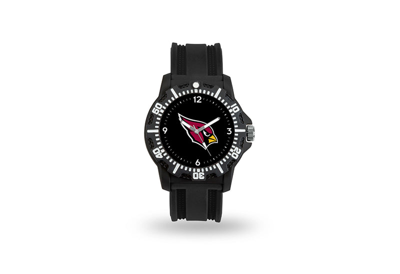 Arizona Cardinals Watch Men's Model 3 Style with Black Band