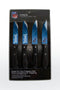 Tennessee Titans Knife Set - Steak - 4 Pack