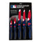 Boston Red Sox Knife Set - Kitchen - 5 Pack