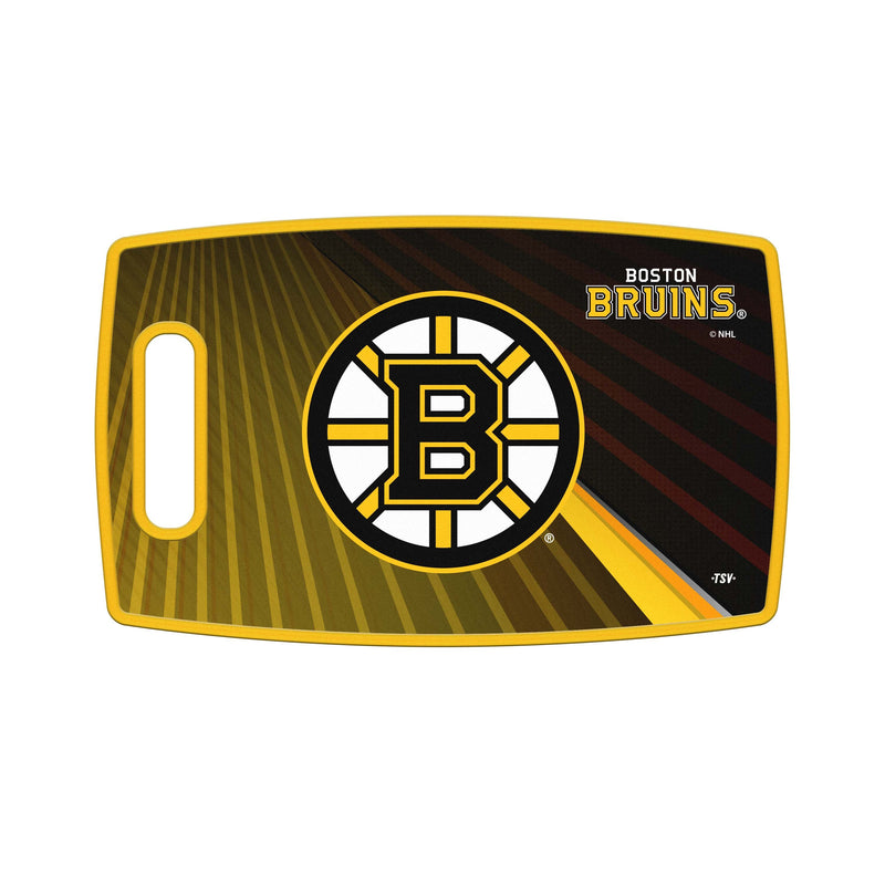 Boston Bruins Cutting Board Large
