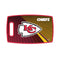 Kansas City Chiefs Cutting Board Large