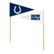 Indianapolis Colts Toothpick Flags