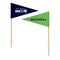 Seattle Seahawks Toothpick Flags