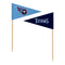 Tennessee Titans Toothpick Flags