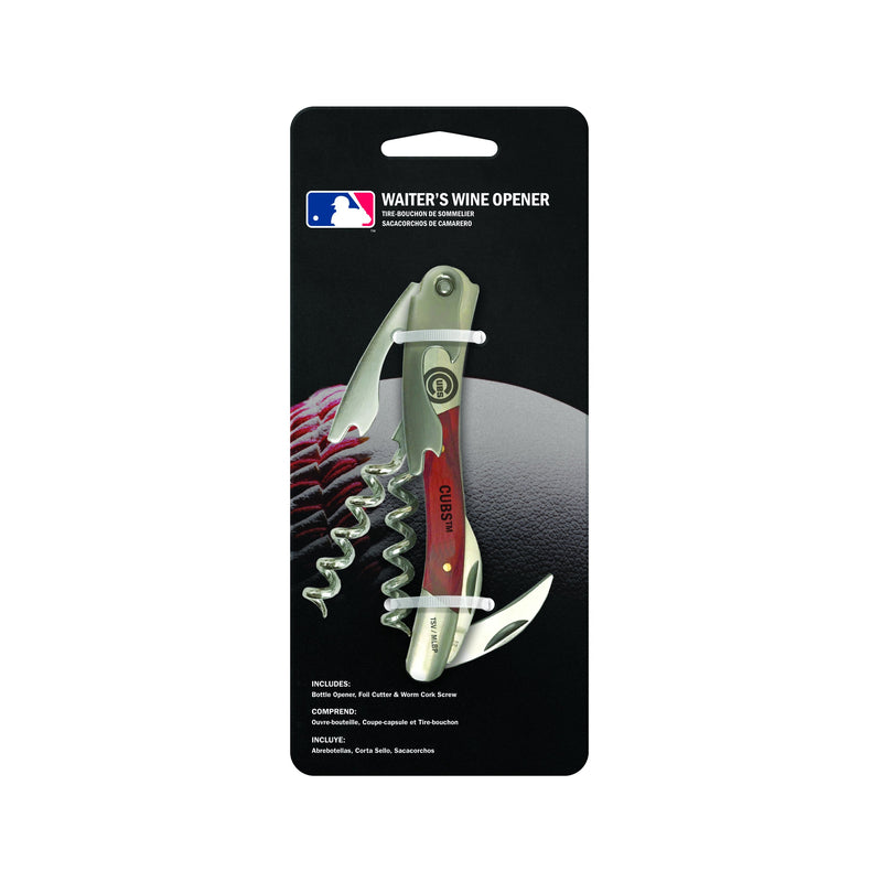 Chicago Cubs Wine Bottle Opener
