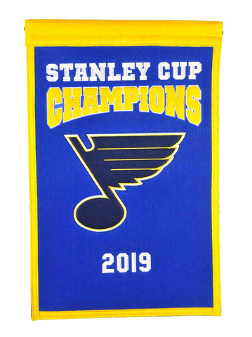 NHL - St. Louis Blues - Banners