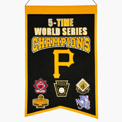 MLB - Pittsburgh Pirates - Banners