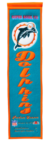 NFL - Miami Dolphins - Banners