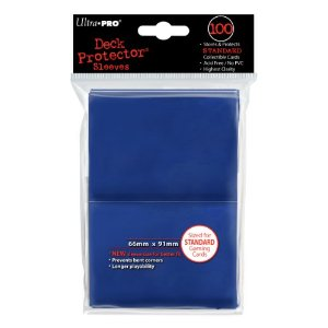 Deck Protector - Blue Standard (100 per pack)