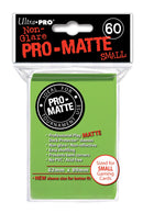 Deck Protector, Pro Matte - Small Size - Lime Green (10 pks of 60 per disp)