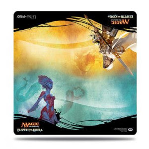 Magic Dual Playmat - Elspeth vs. Kiora