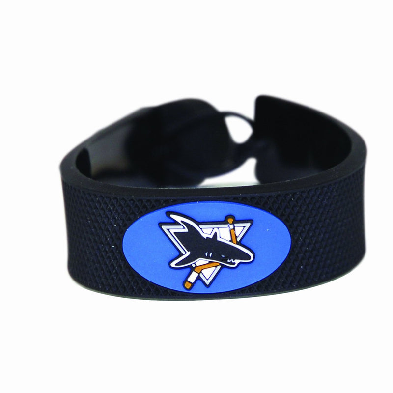 San Jose Sharks Bracelet Classic Hockey