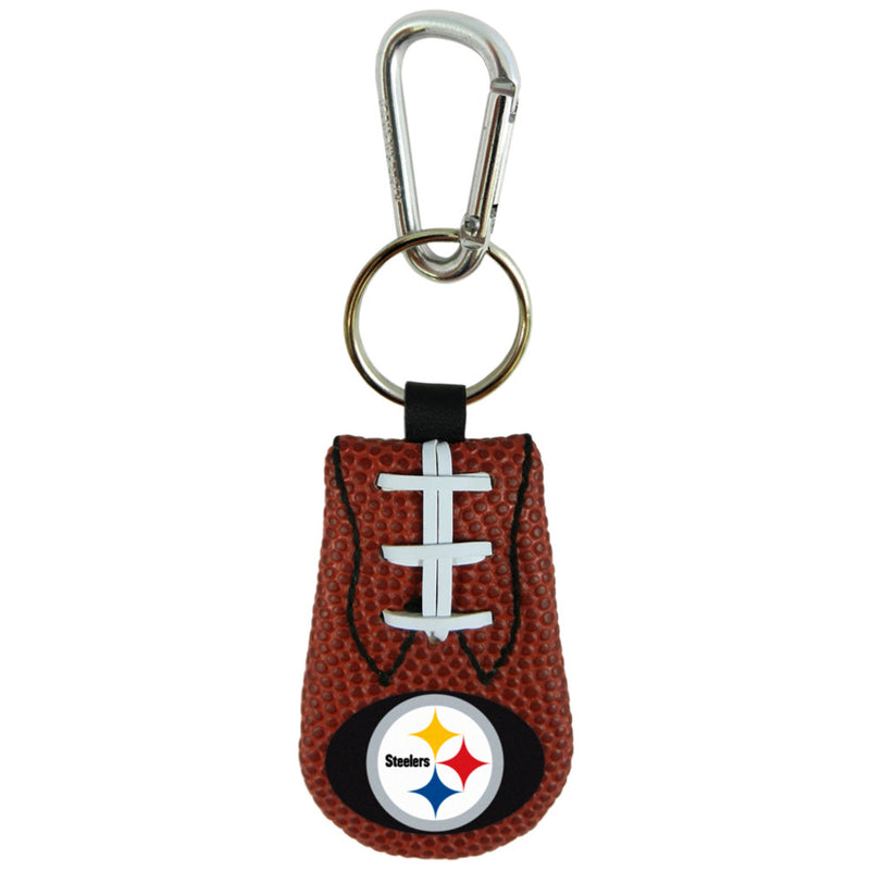 Pittsburgh Steelers Keychain Classic Football