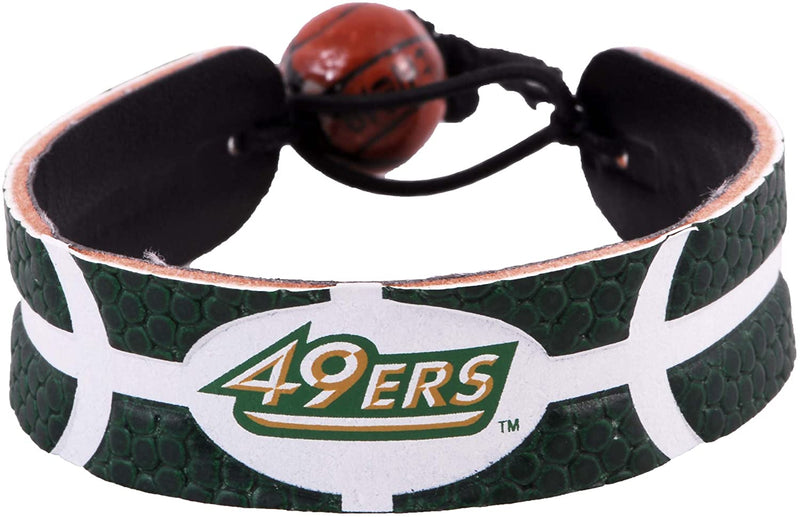 North Carolina Charlotte 49ers Bracelet Team Color Football