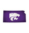 Kansas State Wildcats Sign Wood 12 Inch Team Color State Shape Design - Special Order