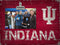 Indiana Hoosiers Clip Frame