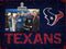 Houston Texans Clip Frame - Special Order
