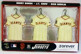 MLB - San Francisco Giants - Decals Stickers Magnets