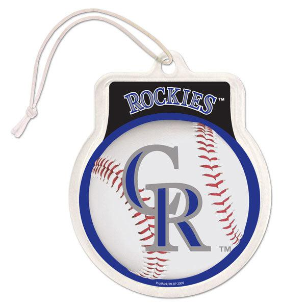 Colorado Rockies Gel Air Freshener