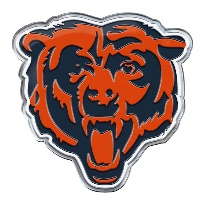 Chicago Bears Auto Emblem Color Alternate Logo