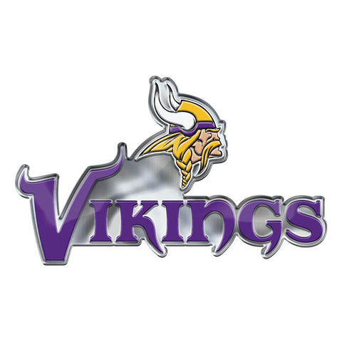 NFL - Minnesota Vikings - Automotive Accessories