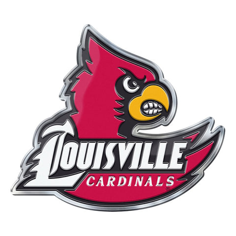 NCAA - Louisville Cardinals - Automotive Accessories
