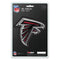Atlanta Falcons Decal 5x8 Die Cut 3D Logo Design