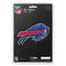 Buffalo Bills Decal 5x8 Die Cut 3D Logo Design