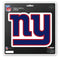 New York Giants Decal 8x8 Die Cut