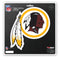 Washington Redskins Decal 8x8 Die Cut