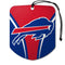 Buffalo Bills Air Freshener Shield Design 2 Pack