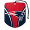 New England Patriots Air Freshener Shield Design 2 Pack