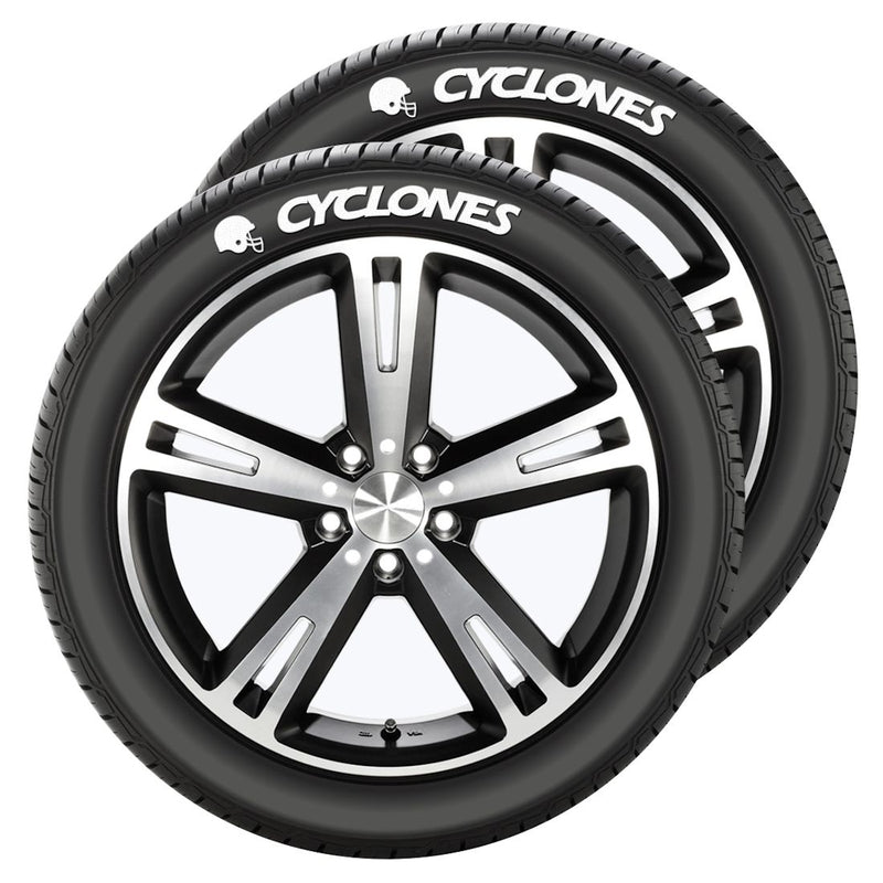 Iowa State Cyclones Tire Tatz