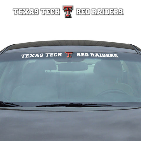 NCAA - Texas Tech Red Raiders - Decals Stickers Magnets