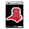 North Carolina State Wolfpack Decal State Design