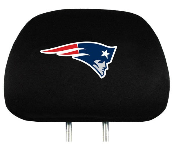 New England Patriots Headrest Covers