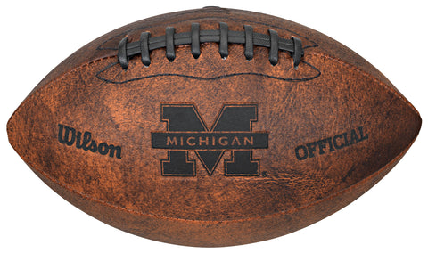 NCAA - Michigan Wolverines - Balls