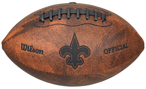NFL - New Orleans Saints - Balls
