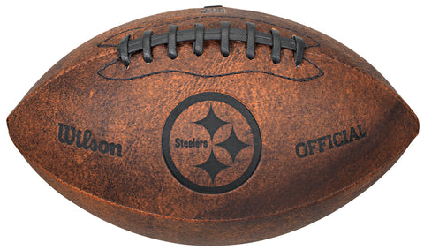 NFL - Pittsburgh Steelers - Balls