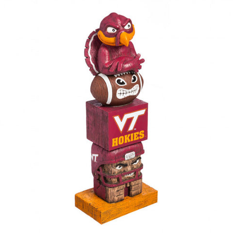 NCAA - Virginia Tech Hokies - Tiki Totems
