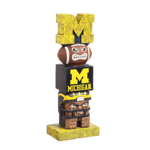 NCAA - Michigan Wolverines - Tiki Totems