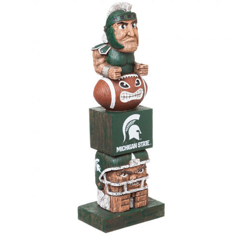 NCAA - Michigan State Spartans - Tiki Totems