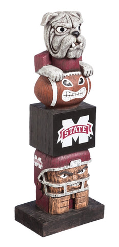 NCAA - Mississippi State Bulldogs - Tiki Totems