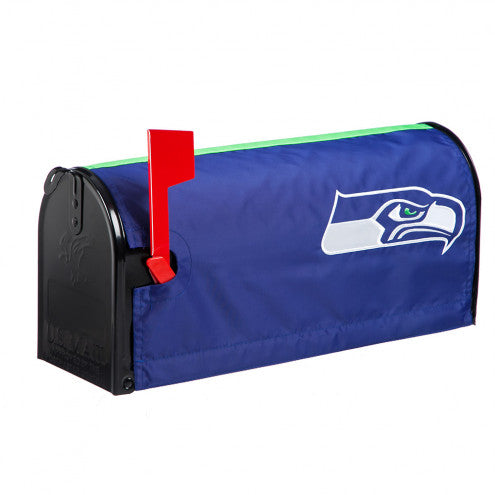 Seattle Seahawks Mailbox Cover