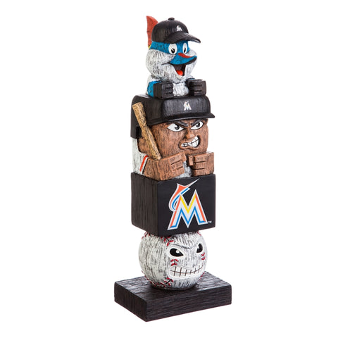 MLB - Miami Marlins - Tiki Totems