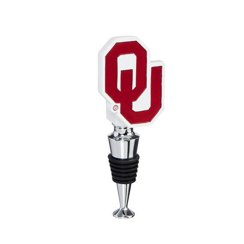 NCAA - Oklahoma Sooners - Wine Accessories