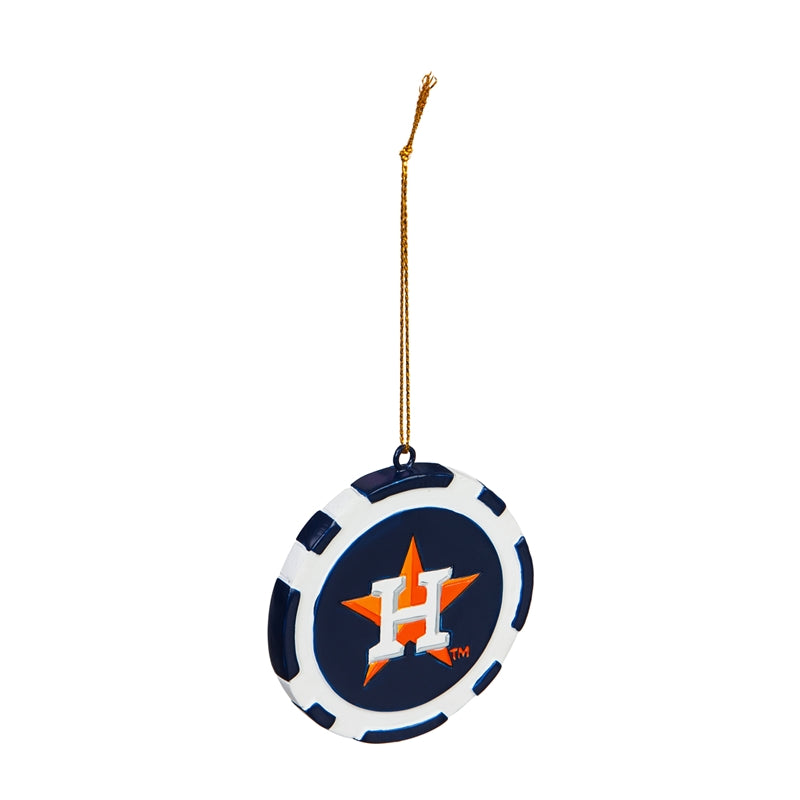 Houston Astros Ornament Game Chip - Special Order