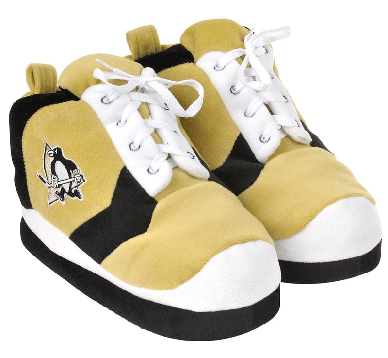 Pittsburgh Penguins Slippers - Mens Sneaker
