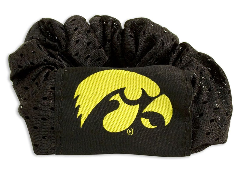 Iowa Hawkeyes Hair Twist Ponytail Holder
