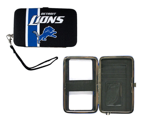 NFL - Detroit Lions - Wallets & Checkbook Covers